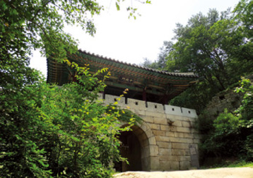 The place King Sukjong wanted to keep