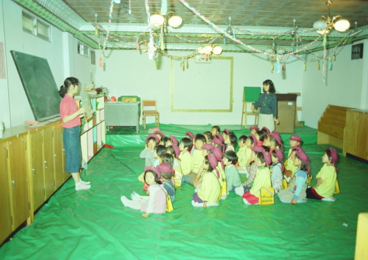 Nursery at Baekje-eup (1980s -2)