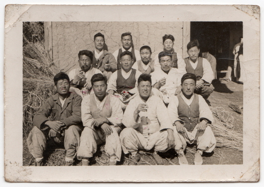 Residents of Samyeom Town, Janghang-dong