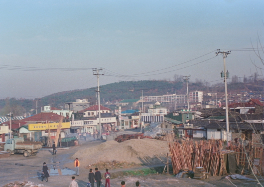 Town at Samsong-ri (1980s-2)