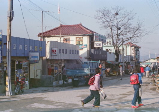 Town at Samsong-ri (1980s-1)
