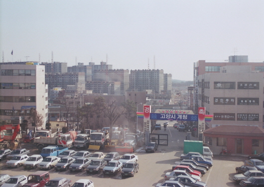 Established Goyang City Hall(1990s)